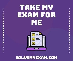 Take My Exam For Me